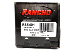 Rancho Performance RS5000 Steering Stabilizer with Boot (Part Number: )