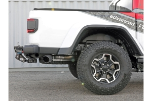 aFe Power Vulcan Series 3in DPF-Back Exhaust System w/ Polished Tip  - JT Diesel