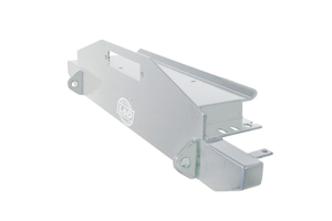 LOD Mid Width Front Winch Bumper Bare Steel (Part Number: )