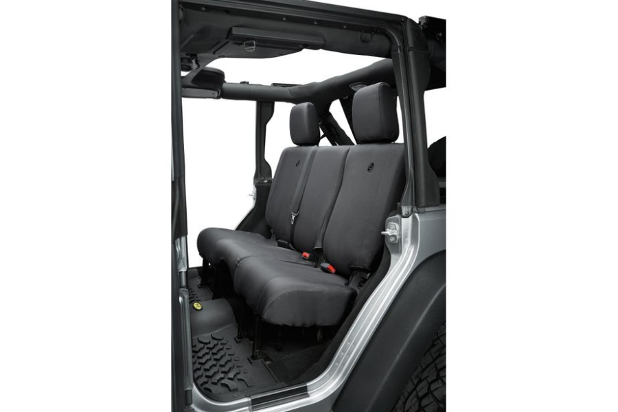 Bestop Rear Seat Cover Black   (Part Number:29284-35)
