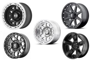 XD Series Wheel Package - JL/JK