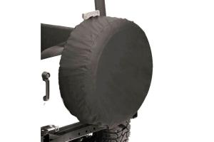 Bestop 35in Spare Tire Cover Black Denim