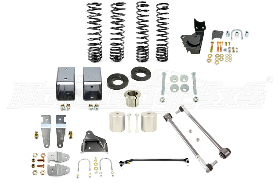 Synergy Manufacturing 3in Suspension System Lift Kit, Stage 1.5 (Part Number:8045-30)
