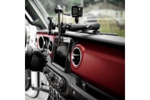 Ram Dash Mount and Accessories w/out Mounting Arm and Ball - JT/JL
