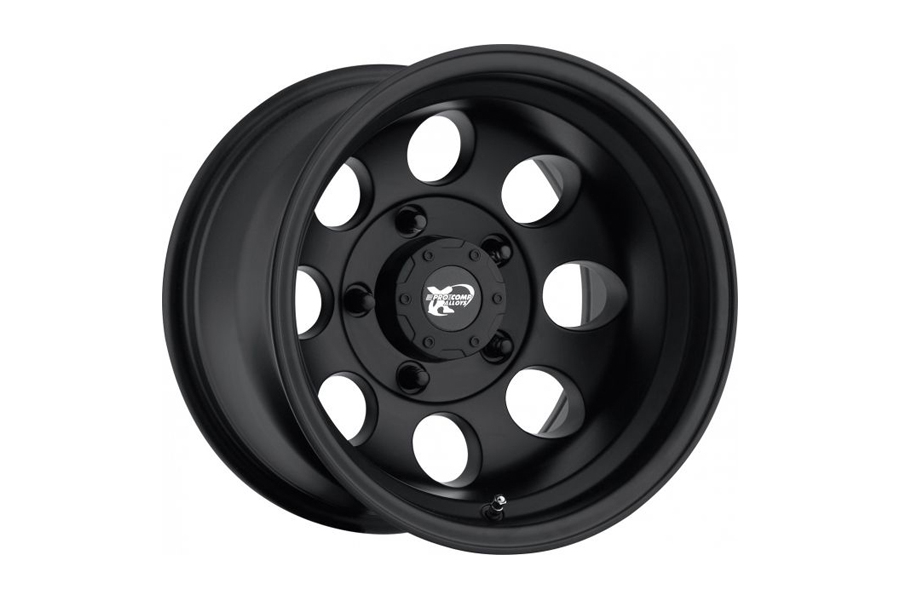 Pro Comp Series 7069 Wheel Flat Black 16x8 5x4.5 (Part Number:7069-6865)