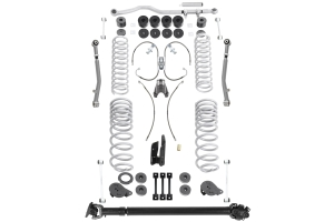 Rubicon Express 4.5/5.5in Standard Coil Lift Kit - No Shocks - JT