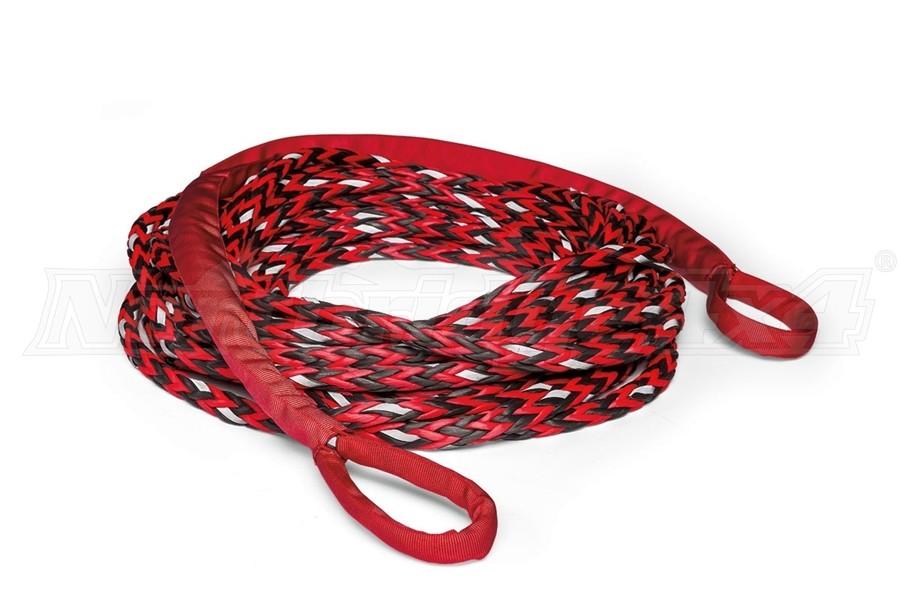 Warn Spydura Nightline Rope Extension, 3/8in x 50ft