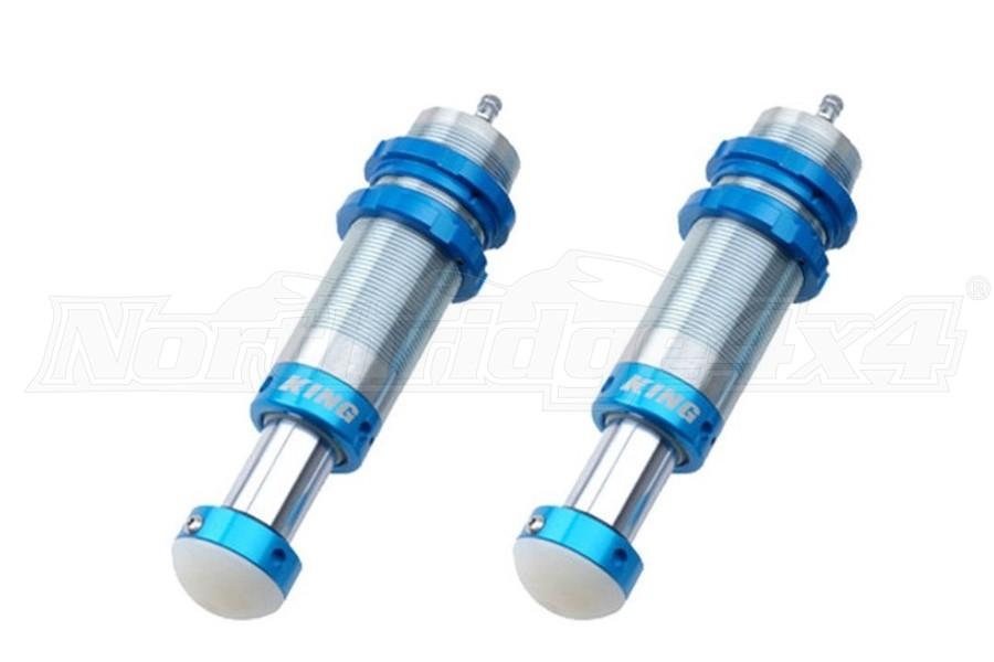 King Shocks 2 Stroke Compact Bump Stop Kit - Rear  - JL