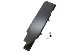 Rock Hard 4x4 Aluminum Gas Tank Skid Plate - JK 4dr