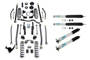 Teraflex 3in Elite LCG Long FlexArm Lift Kit, w/Bilstein Shocks ( Part Number:TER1457300-BIL)