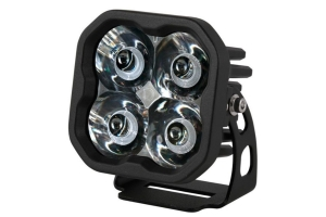SS3 LED Pod Max White Spot Standard single