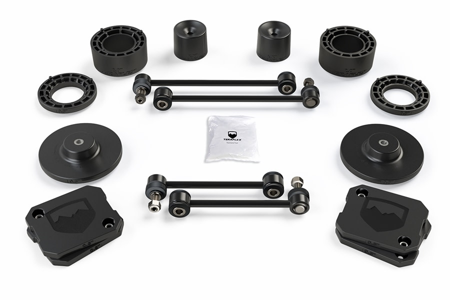 Teraflex 2.5in Performance Spacer Lift Kit - No Shocks - JT