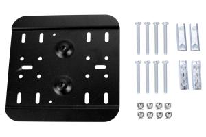 Roto Pax Mount Plate Black
