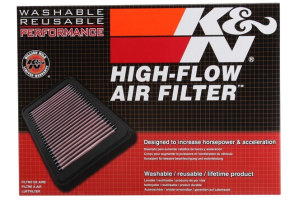 K&N Filters Replacement Panel Air Filter - JK