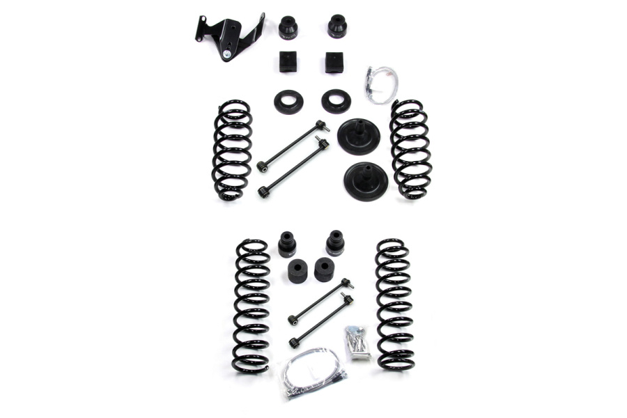 Teraflex 4in Base Lift Kit (Part Number:1151421)