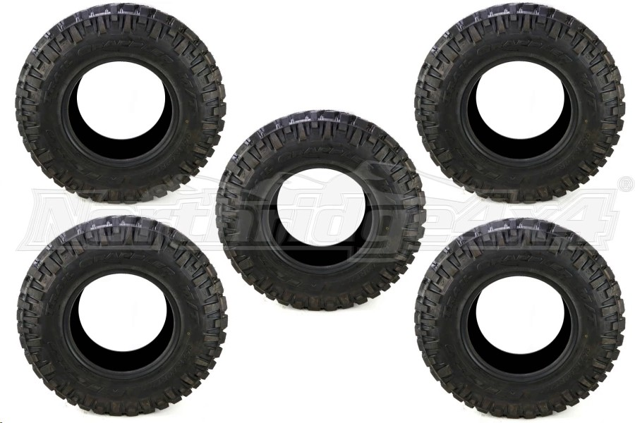 Nitto Grappler Tire Package