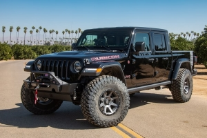Icon Vehicle Dynamics 2.5in Stage 5 Suspension System Lift Kit - Billet - JT