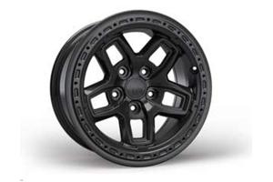 AEV Borah Galaxy Black Beadlock Wheel, 17x8.5 5x5 - JT/JL
