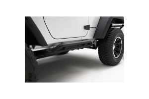 Rugged Ridge RRC Rock Sliders Black ( Part Number: 11504.23)