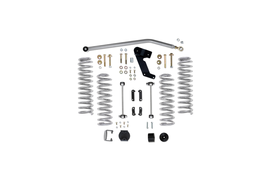 Rubicion Express 3.5in Standard Coil Lift Kit (Part Number:RE7142)