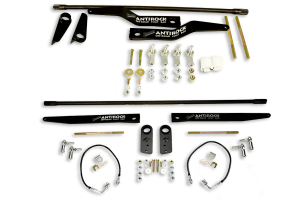 CURRIE FRONT & REAR ANTIROCK PACKAGE - JK 4dr