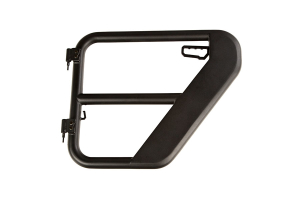 Rugged Ridge Rear Tube Doors,Textured Black  (Part Number: )