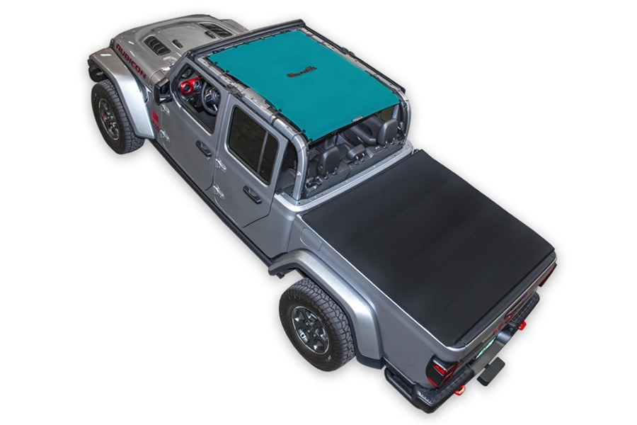 SpiderWebShade JT4D Shade Top - Teal - JT