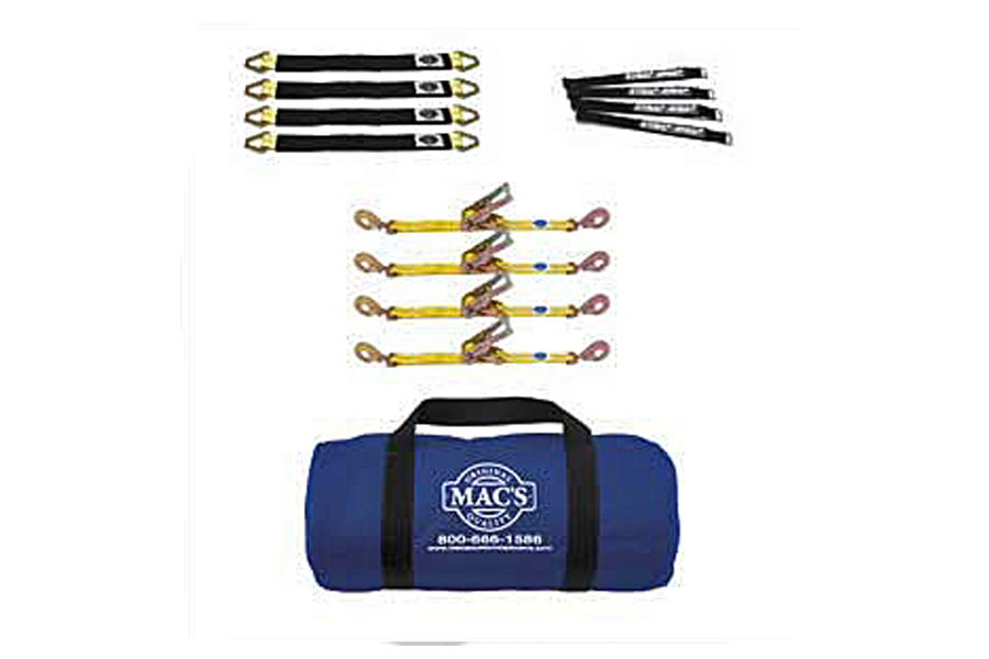Mac's Ultra Pack 6 & 8ft (Part Number:511268)