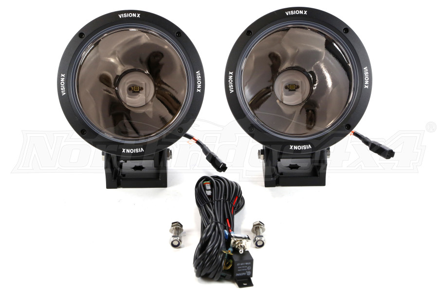 Vision X LED 8.7in Light Cannon Kit (Part Number:CTL-CPZ810KIT)