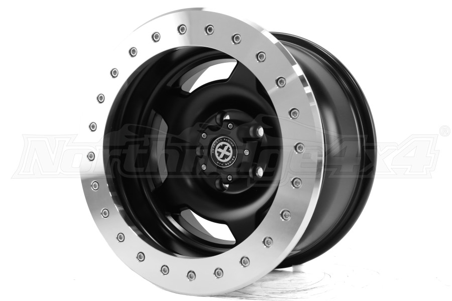 Atx Wheels Slab Beadlock 17x9 5x5 Jeep Rubicon 2007 2018 Ax75679050738nf