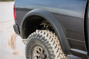 AEV HighMark Fender Flare Set - Rear - Dodge Ram 2010+