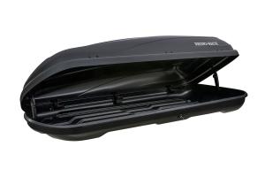 Rhino Rack MasterFit Roof Box 440L Black