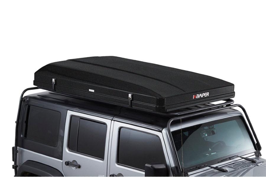 iKamper Skycamp 2.0 Rooftop Tent - Rocky Black