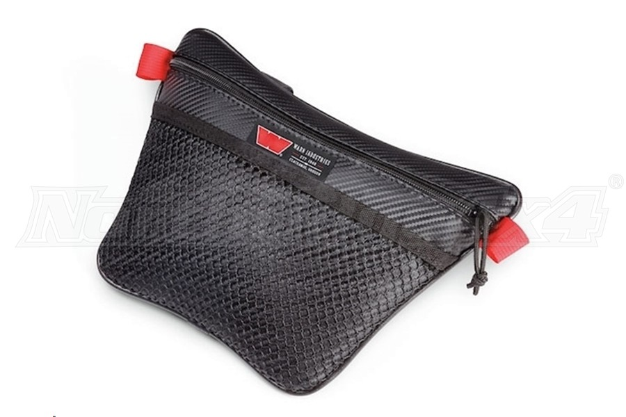 Warn Slim Passenger Grab Handle Bag