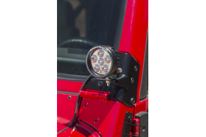 Rugged Ridge 3.5 Inch Round LED Driving Light  (Part Number: 15209.01)