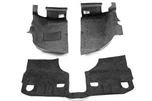 Bedrug Front Floor Kit  - JK 2dr 2007-10