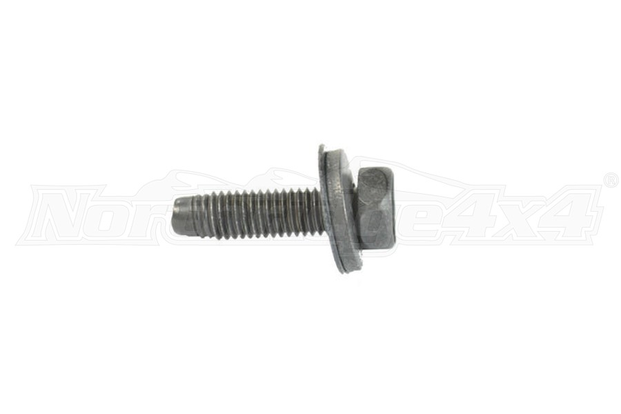 Mopar Tire Carrier to Tailgate Screw - M8x1.25x1.30 - JK
