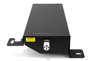 Tuffy Security Conceal Underseat Drawer Black ( Part Number: 247-01)
