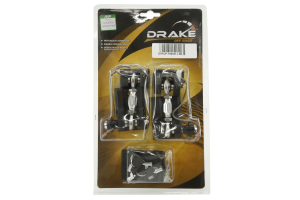 Drake Off Road Locking Hood Hold Downs