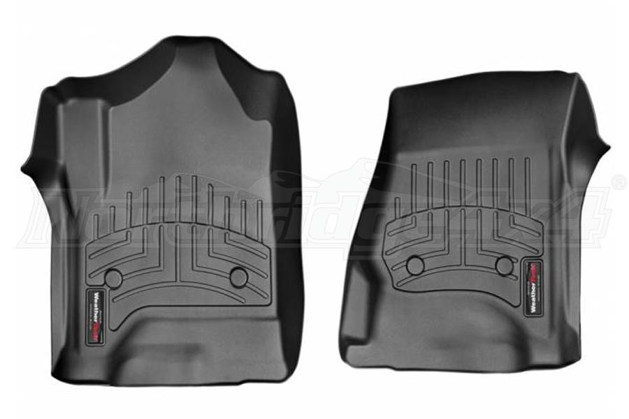 WeatherTech Front Floorliner Black (Part Number:446071)