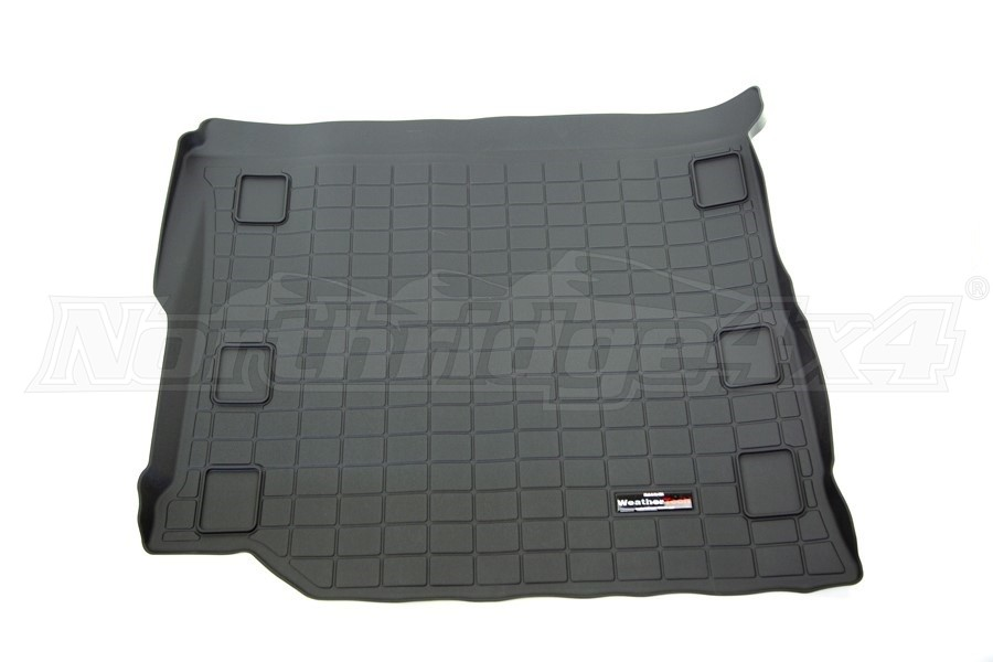 WeatherTech Cargo Liner, Black (Part Number:401188)