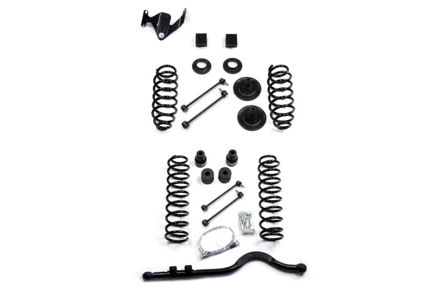Teraflex 3in Lift Kit, W/ Trackbar (Part Number:1151220)