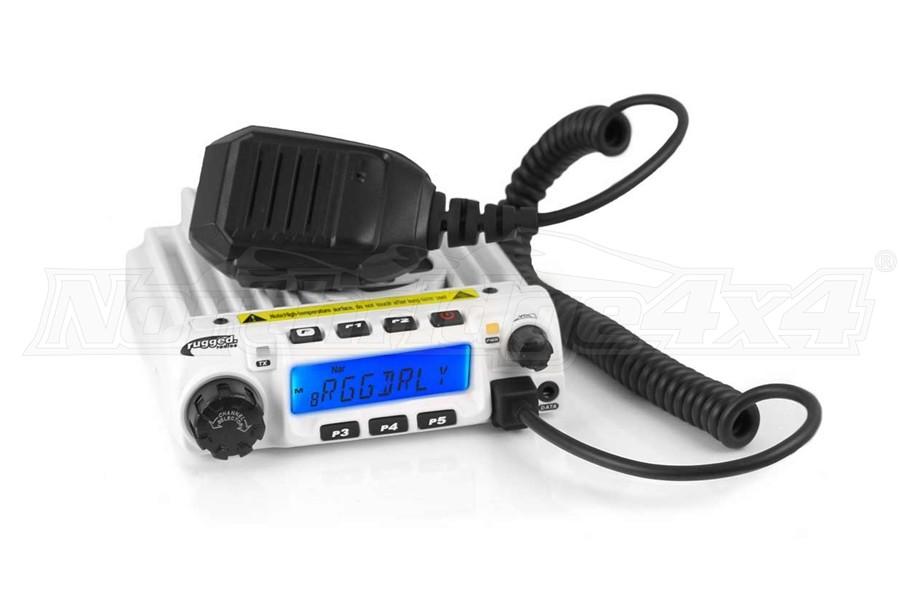 Rugged Radios RM60 VHF 60 Watt Mobile Radio (Part Number:RM60-V)