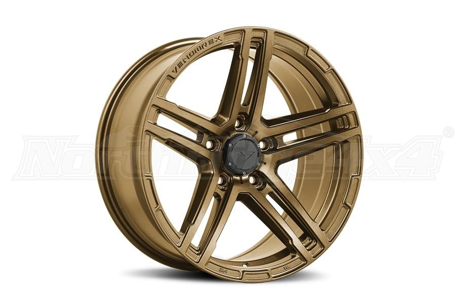 Venomrex VR501 Highland Bronze Wheel, 17x9 5x5 - JT/JL/JK