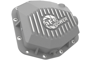 aFe Street Series Rear Differential Cover - Raw - JT