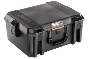 Pelican V550 Vault Equipment Case w/ Padded Dividers - Black