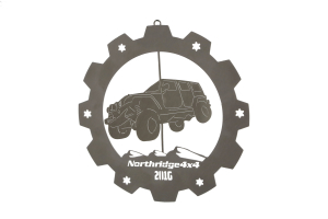 Northridge4x4 2016 Christmas Ornament (Part Number: )