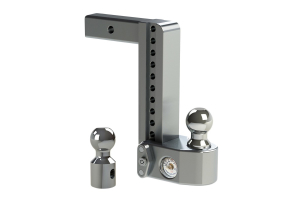 Weigh Safe 10in Drop Hitch w/ 2in Shaft