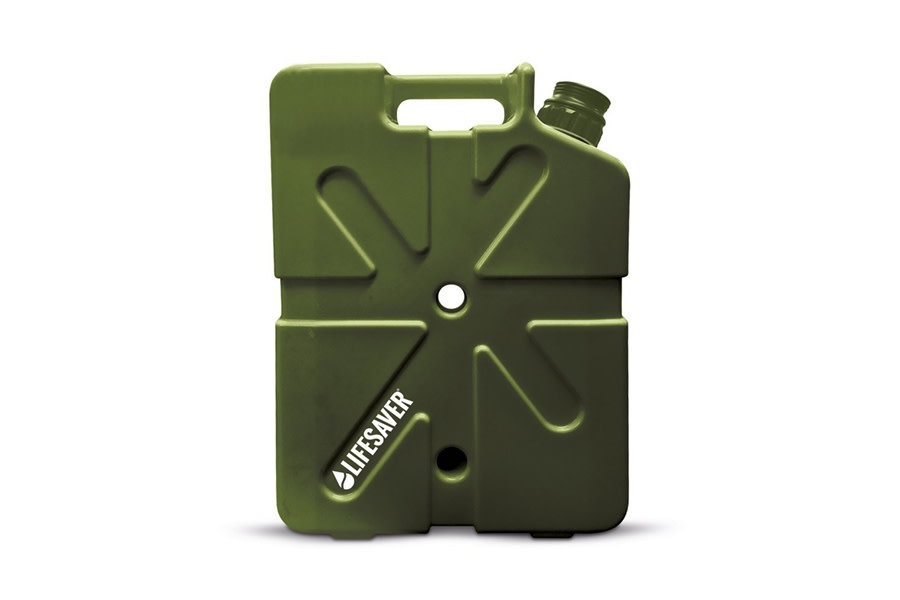 LiveSaver Jerrycan 20000u - Army Green