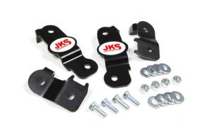 JKS Brake Line Relocation Kit Front and Rear (Part Number: )